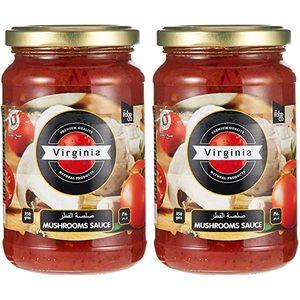 Virginia Tomato & Mushroom Pasta Sauce 350g