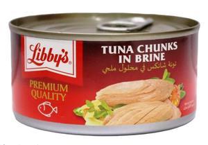 Libbys Tuna Assorted 180g
