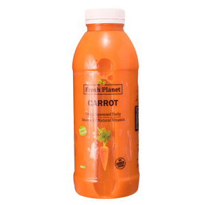 Fresh Planet Carrot Juice 500ml