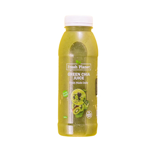 Fresh Planet Green Chia Juice 330ml