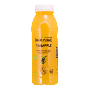 Fresh Planet Pineapple Juice 330ml