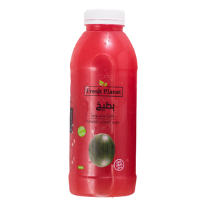 Fresh Planet Watermelon Juice 500ml