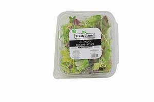 Fresh Planet Sanitized Mix Lettuce 250g