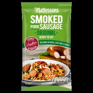 Mattessons Smoked Sausage 160g