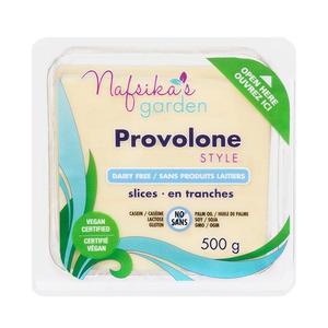Nafsika's Garden Vegan Provolone Cheese Slices 500g