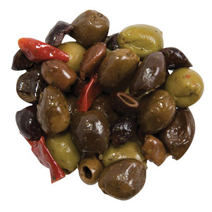 Country Mix Olives 250g