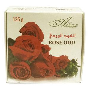 Alchimia Rose Soap Rose Oud 125g