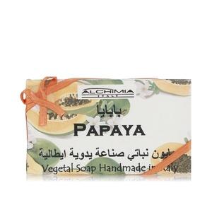 Alchimia Vegetal Papaya Soap 200g