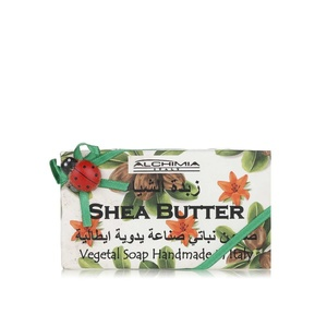 Alchimia Vegetal Shea Butter Soap 200g