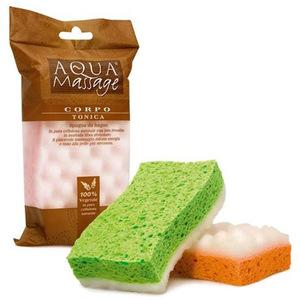 Aqua Massage Cellulose Sponge 17 1pc