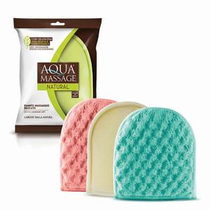 Aqua Massage Cellulose Sponge Glove 959 1pc