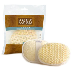 Aqua Massage Revitalizing Cotton Sisal Pad 987 1pc