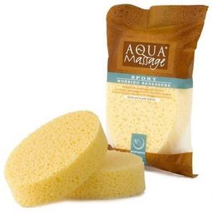 Aqua Massage Soft Touch Synth Oval Sponge 631 1pc