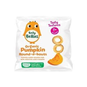 Baby Bellies Round A Bouts Pumpkin 12g