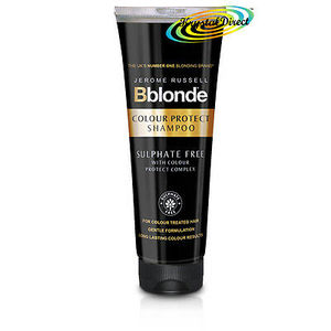 Bblonde Colour Protect Shampoo Sulphate Free 250ml