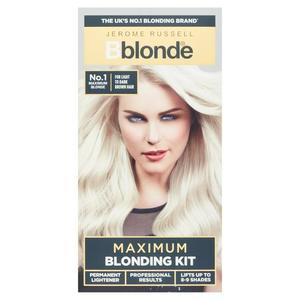Bblonde Max Blonding Kit N1 1kit