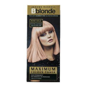 Bblonde Rose Gold Colour Toner 75ml