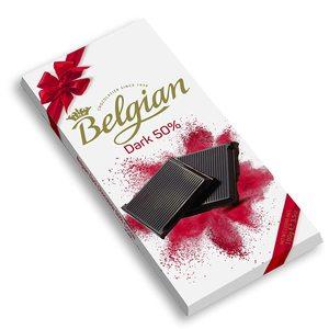 Belgian Dark 50% 100g
