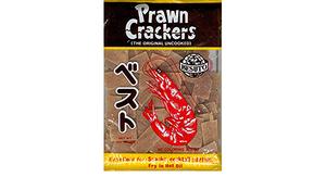 Besuto Prawn Crackers Regular 100g