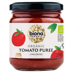 Biona Tomato Puree Organic 200g