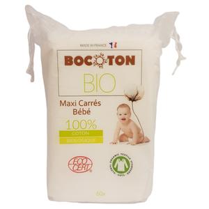 Bocoton Bio Organic Maxi Baby Pads 60pcs