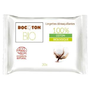 Bocoton Bio Removal Make Up Wipes 80pcs