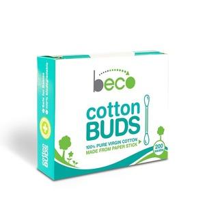 Bocoton Bio Square Paper Box Buds 200pcs
