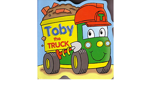Brown & Watson Toby The Truck 1pc