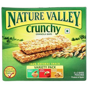 Nature Valley Bars Assorted Twin Pack 6x252g