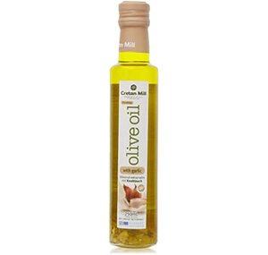 Cretan Olive Mill Olive Oil With Garlic 250ml