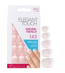 Elegant Touch American Pink Xs 143 Was Ss Pink 1pc