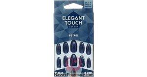 Elegant Touch Colournails Petrol 1pc