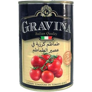 Gravina Cherry Tomatoes In Tomato Juice 400g