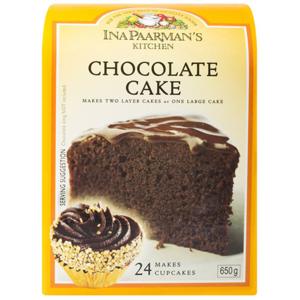 I P Bake Mix Chocolate Cake 650g