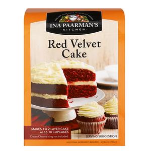 I P Bake Mix Red Velvet Cake 580g
