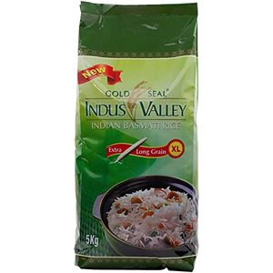 Indus Valley Basmati Long Grain Rice 2kg