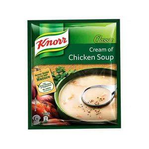 Knorr Cas Cream Of Chicken 22g