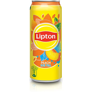 Lipton Ice Tea Peach Can 24x320ml