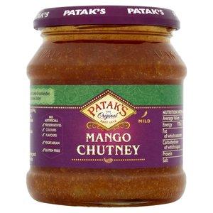 Pataks Sweet Mango Chutney 340g
