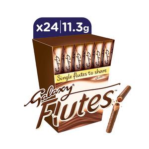 Galaxy Flutes Choco Sigle Sharepack 11.3g