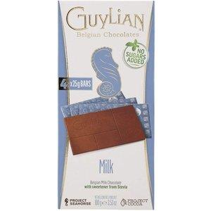 Guylian Tablet Stevia Milk 100g