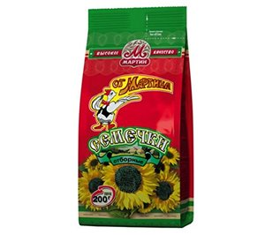 Martin Selected Roasted Sunflower Seeds 200g