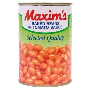 Maxims Beans In Tomato Sauce 400g