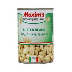 Maxims Butter Beans 400g