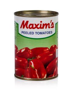 Maxims Peeled Tomatoes 400g