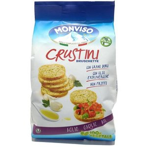 Monviso Bruschette Garlic And Parsley 120g
