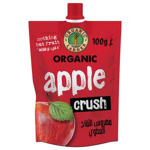 Organic Larder Peach Crush 100g