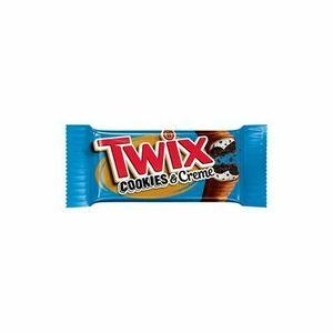 Twix Cookie & Creme Singles 38.6g