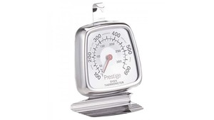 Prestige Oven Stainless Steel Thermometer 1pc
