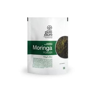 Pure & Sure Organic Moringa Powder 150g
